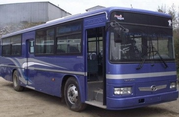 DAEWOO BS-106 11.0 (230 Hp)