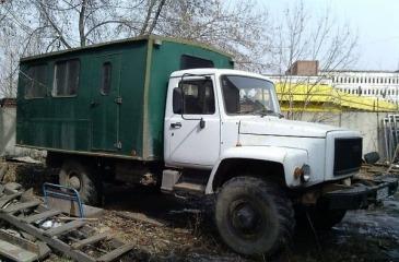 ГАЗ ВМ-32841 (ГАЗ-3307)