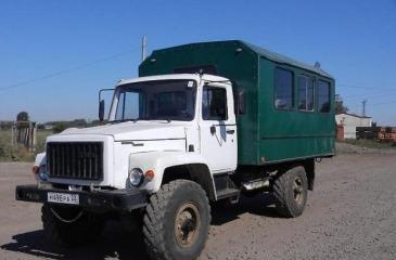 ГАЗ ВМ-32841 (ГАЗ-33081)