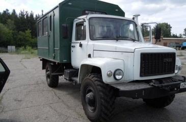 ГАЗ ВМ-32841 (ГАЗ-3308)