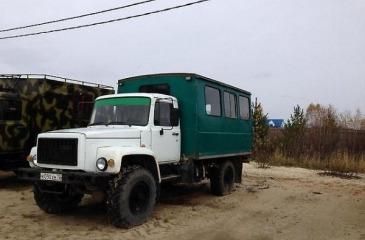 ГАЗ ВМ-3284 (ГАЗ-3307)