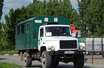 ГАЗ ВМ-3284 (ГАЗ-3308)