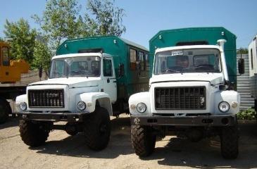 ГАЗ ВМ-3284 (ГАЗ-33081)