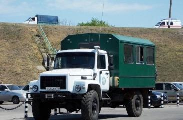 ГАЗ ВМ-3284 (ГАЗ-3309)
