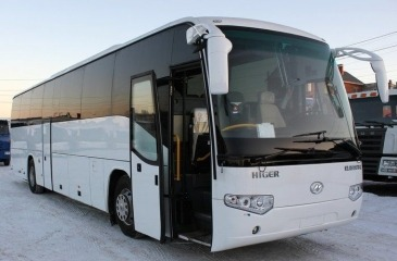 Автобус Higer KLQ 6119 TQ (места: 55+1+1)