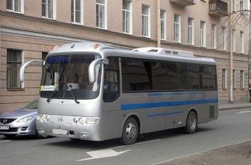 Hyundai Aero Town D6BR