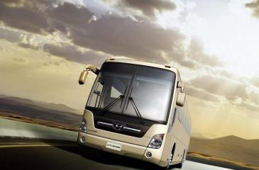 Hyundai Universe Express Noble