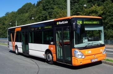 Irisbus Agora 12M 7.8 D (245 Hp)