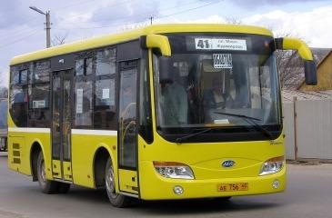 JAC HFC6830G
