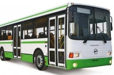 ЛИАЗ 525657 газовый