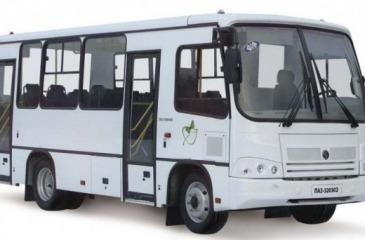 ПАЗ 320302