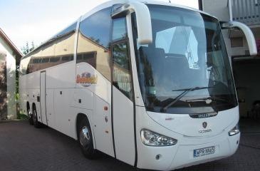 Scania Irizar Century K114