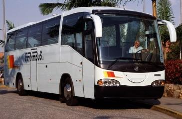 Scania Irizar Century K124