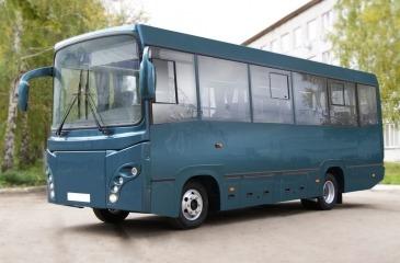 Междугородний автобус SIMAZ (в разработке)